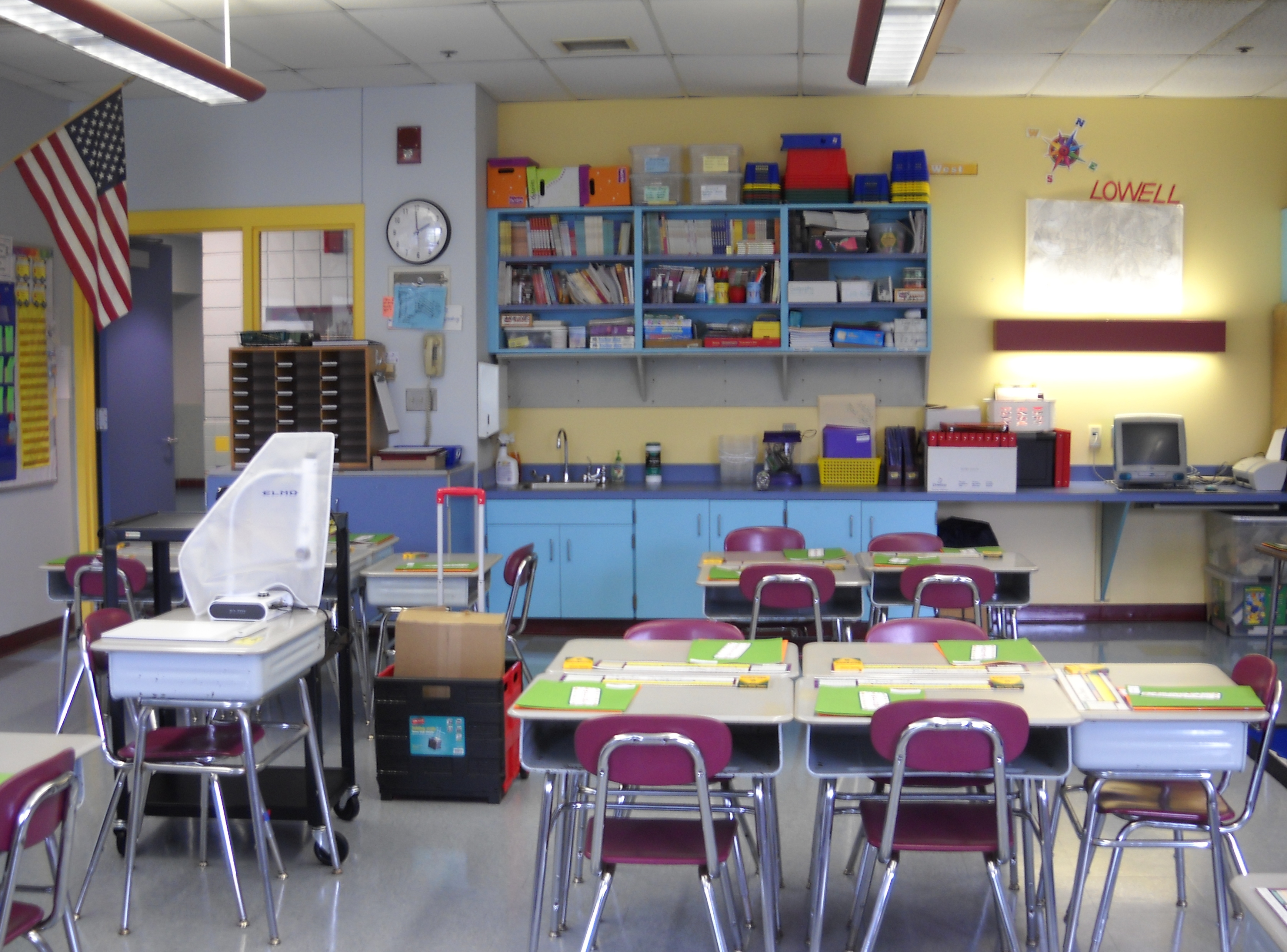 Mindblowing Task of Setting Up a Classroom | An Educator\'s Journey