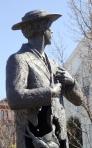 Bust of Whistler