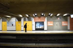Metro Place d'Armes